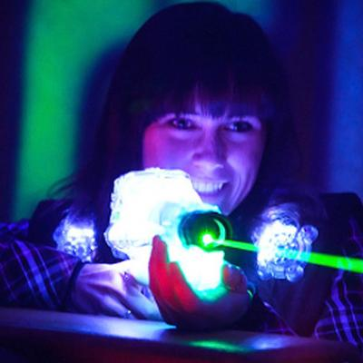 Zone Laser Tag laserschieten